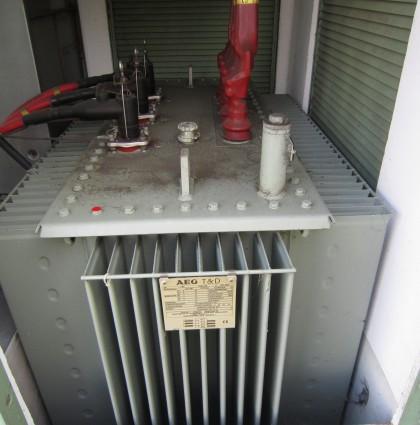 AEG Transformer 800 kVA 50 Hz