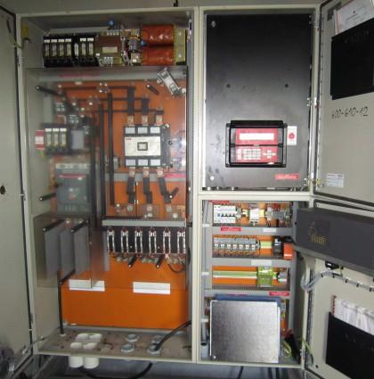 Control Cabinet AN Bonus MKIV 600 kW