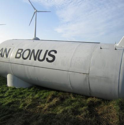 Nacelle for AN Bonus MKIV 600 kW