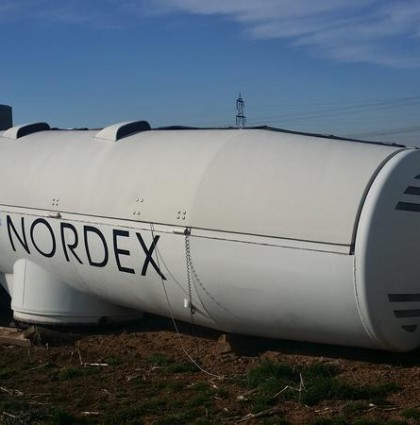 Nordex N43 600kW Nacelle